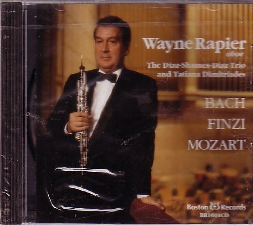 Bach/ Finzi/ Mozart : Wayne Rapier-Live Recital No. 1