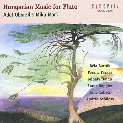 Hungarian Music for Flute