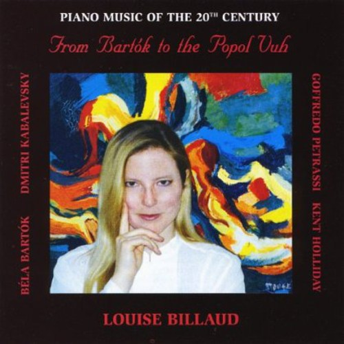 Piano Music of the 20th Century