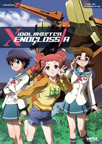 Idolmaster Xenoglossia Collection 2