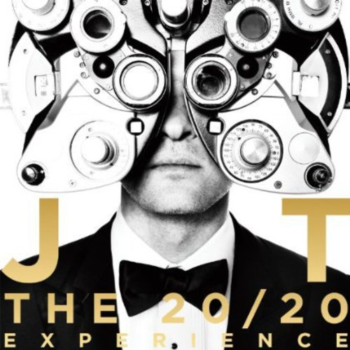 Justin Timberlake-The 20/20 Experience