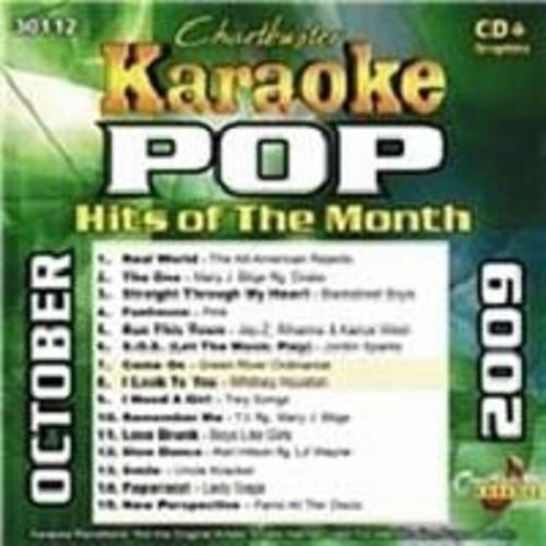 Karaoke: Pop Hits of the Month October 2009