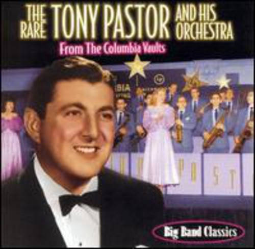 The Uncollected Tony Pastor: 24 Song Compilation