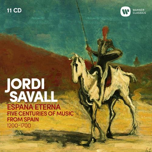 Jordi Savall Espana Eterna on DeepDiscount com