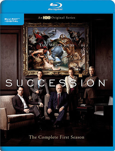 Succession: The Complete First Season