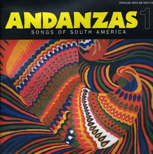 Vol. 1-Songs of South America
