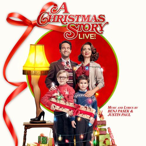 A Christmas Story Live! (Original Soundtrack)