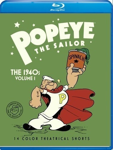 Popeye the Sailor: The 1940s: Volume 1