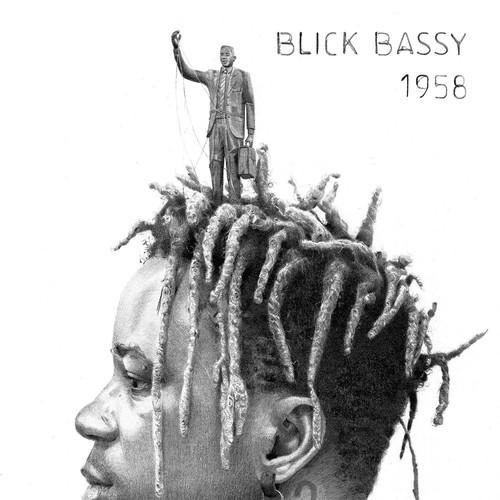 1958 , Blick Bassy