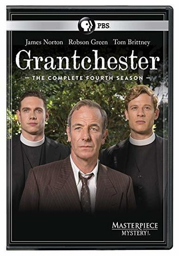 Grantchester: The Complete Fourth Season (Masterpiece)