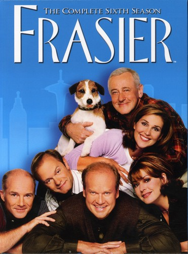 Frasier: The Complete Sixth Season