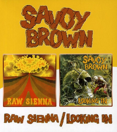 Raw Sienna/ Looking In [Import]