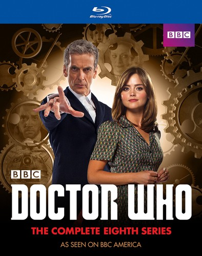Doctor Who: The Complete Eighth Series