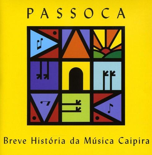 Breve Historia Da Musica Caipira [Import]