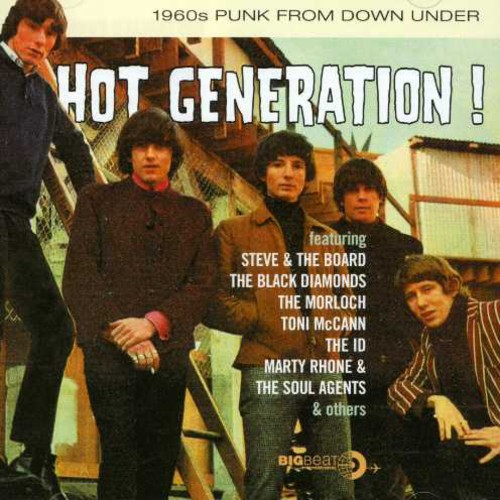 Hot Generation: 1960's Punk From Down Under /  Var [Import]