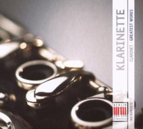 Clarinet: Greatest Works
