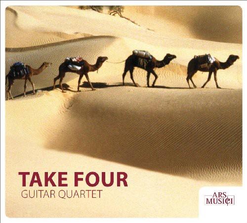 Take Four Guitar Quartets