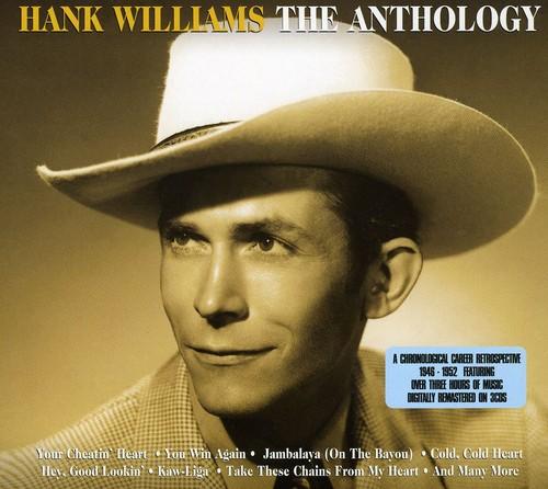 Hank Williams-Anthology