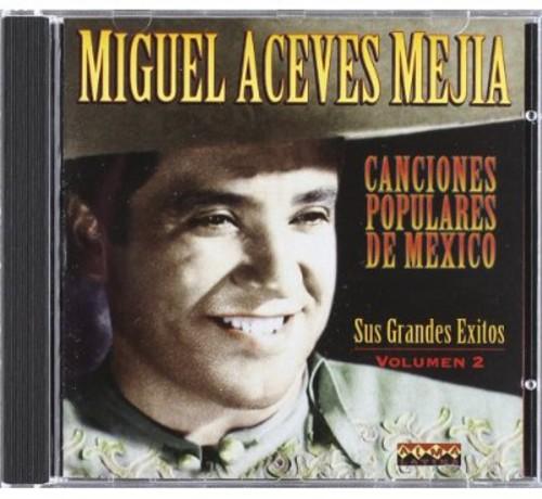 Canciones Populares de Mexico 2