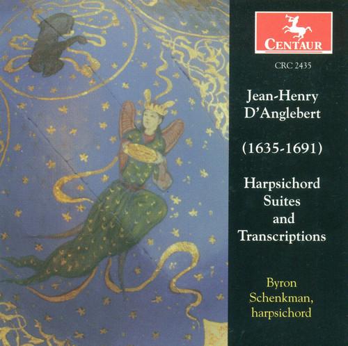 Harpsichord Suites & Transcriptions