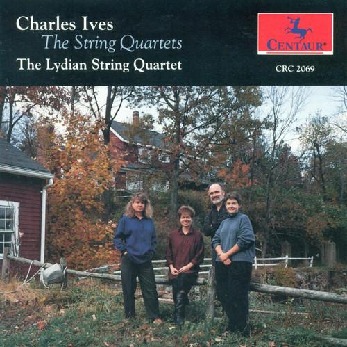 String Quartets 1 & 2 /  Hymn Hallowe'en