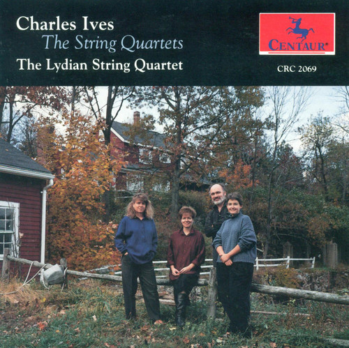 String Quartets 1 & 2 /  Hymn Hallowe'en