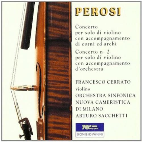 Concerto Per Solo Di Violino Con Accompagnamento