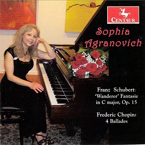 Wanderer Fantasie in C Major, Op. 15 - Chopin: 4