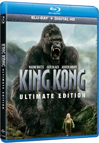 King Kong [Ultimate Edition] [UltraViolet] [Blu-ray]