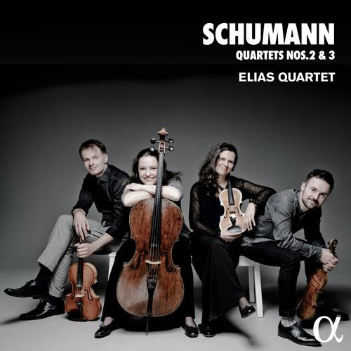 String Quartets 2 & 3