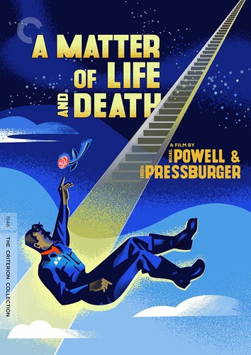 A Matter Of Life And Death Aka Stairway To Heaven Criterion
