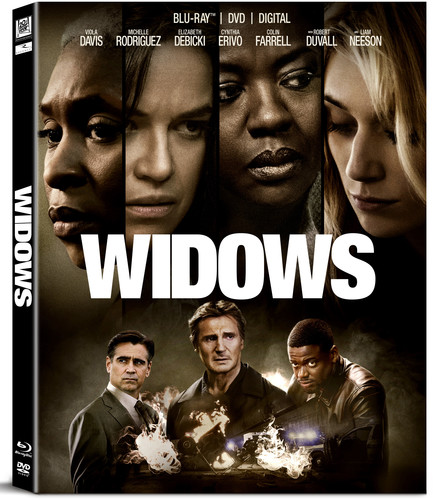 Widows [Blu-ray/DVD]