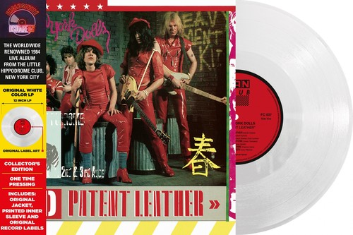 Red Patent Leather , New York Dolls
