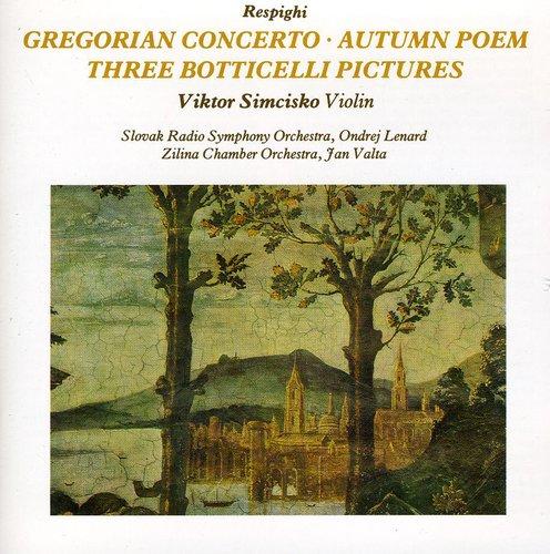 Autumn Poem /  Three Botticelli Pictures