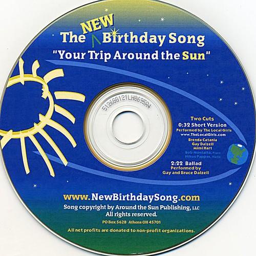 Your Trip Around the Sun