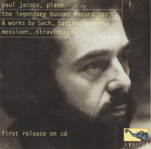 Legendary Busoni Recordings