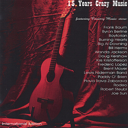 15 Years Crazy Music-International Edition /  Various