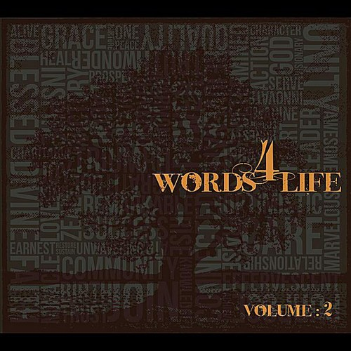 Words 4 Life 2 /  Various
