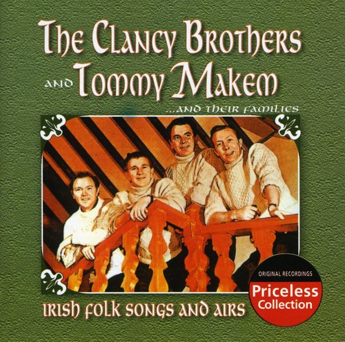 Irish Folk Songs and Airs
