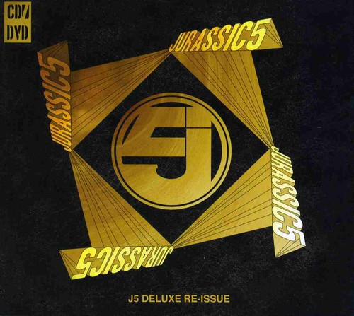 Jurassic 5-J5: 11th Anniversary [With DVD] [Reissue]