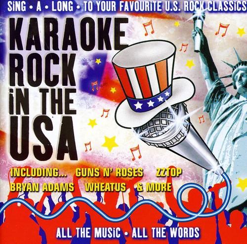 Karaoke Rock In The USA