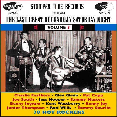 Last Great Rockabilly Saturday Night 3 /  Various [Import]