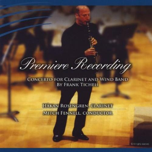 Ticheli Clarinet Concerto (Wind Band Version)