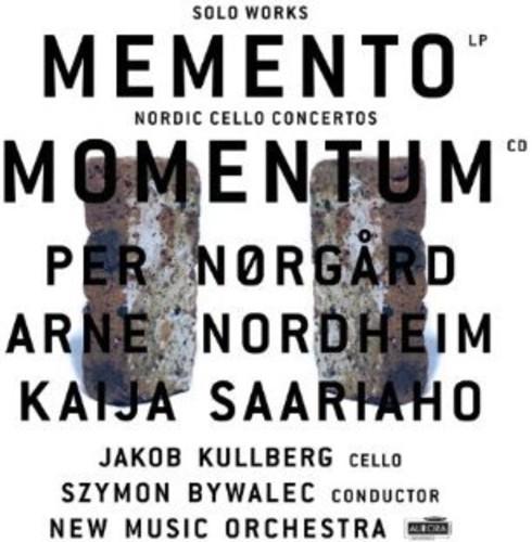 Momentum: Nordic Cello Concertos