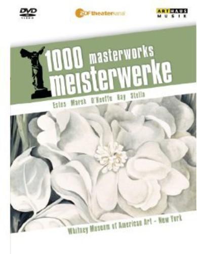 1000 Masterworks: Whitney Museum of American Art