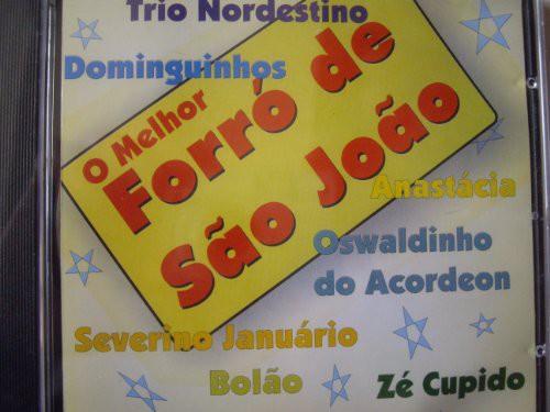 O Melhor Forro de Sao Joao /  Various [Import]