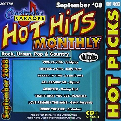 Karaoke: Hot Hits September 2008