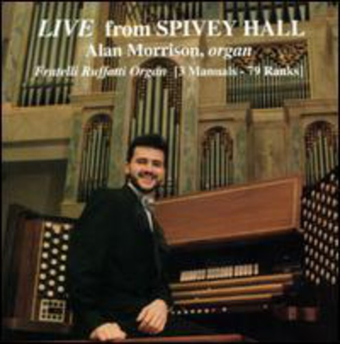Live from Spivey Hall /  Various