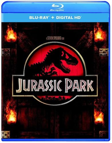 Jurassic Park [UltraViolet] [Blu-ray]