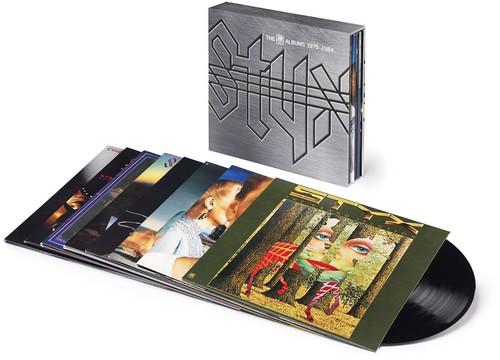 A&M Albums 1975-1984